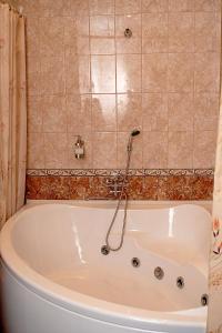 Ванная комната в Hotel Arian