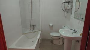 Un baño de Hotel Avenida