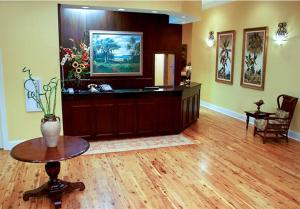 A television and/or entertainment center at Residence Inn By Marriott Charleston Mt. Pleasant