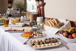 Možnosti snídaně pro hosty v ubytování Ubytování Vila Sobotka