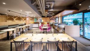 里亞行旅餐廳或用餐的地方