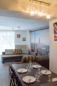 Ristorante o altro punto ristoro di Modern Apartment Dlouhá
