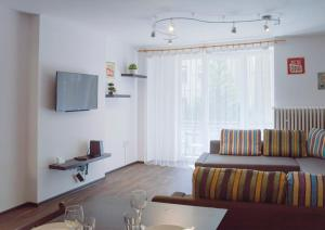 Area soggiorno di Modern Apartment Dlouhá