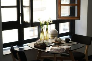 A restaurant or other place to eat at MD Design Hotel - Portal del Real