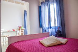 Cama o camas de una habitación en Signora Filippa