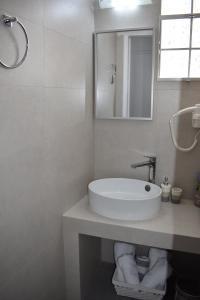 A bathroom at Filippos