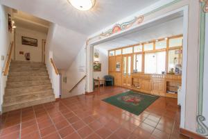 Lobby/Rezeption in der Unterkunft Hotel Naggler Weissbriach