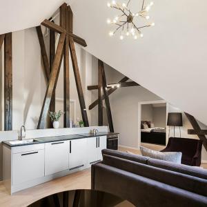 A kitchen or kitchenette at Frogner House Apartments - Bygdøy Allé 53
