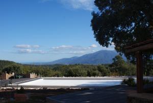The swimming pool at or near Mas La Marchette
