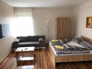 Posezení v ubytování Evička Penzion