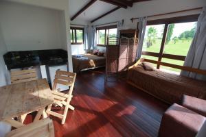 Zona de estar de Estancia Termal San Nicanor