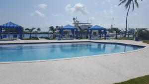 The swimming pool at or close to Cape Eleuthera Resort & Marina