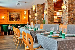 A restaurant or other place to eat at Hotel Sommerhof