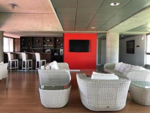 The lounge or bar area at Allegra GSP Sport Center