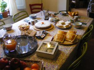 Ristorante o altro punto ristoro di Bed & Breakfast La Gaggiaspina