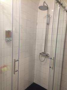 A bathroom at Casa da Joana!