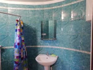 Ванная комната в Гостевой дом Черняевых
