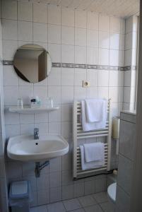 Een badkamer bij Het Verschil