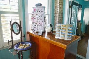 The lobby or reception area at Beachview Inn and Spa
