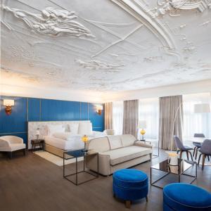 Zona de estar de Hotel Stein - Adults Only