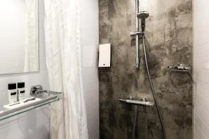 Salle de bains dans l'établissement The Lancaster Hotel Amsterdam
