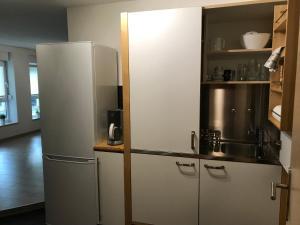 Küche/Küchenzeile in der Unterkunft Ferienpark Senftenberg