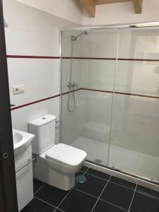 A bathroom at kilometro 15