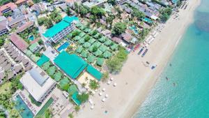 A bird's-eye view of Lamai Coconut Beach Resort