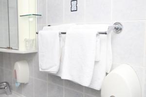 Kupaonica u objektu Hotel Ana