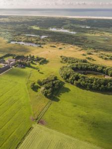 A bird's-eye view of Country Camp camping de Kooiplaats