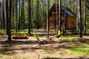 Детская игровая зона в Рыбацкий Хутор