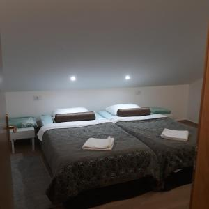 A bed or beds in a room at Antea