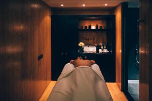 Spa and/or other wellness facilities at Rosewood London