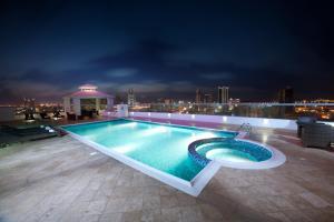 The swimming pool at or near Atiram Olaya Suites Hotel