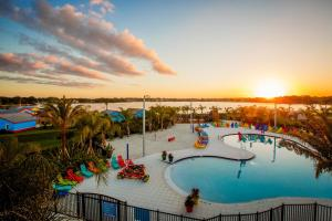 A view of the pool at LEGOLAND® Florida Resort or nearby