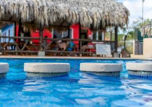 Piscina en o cerca de Hotel Guanacaste Lodge