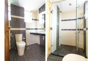 A bathroom at Supun Arcade Residency