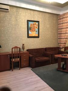 Гостиная зона в Гостевой Дом Лили