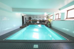 Piscina di Best Western Hotel Arctic Eden o nelle vicinanze
