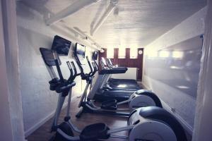 Palestra o centro fitness di Best Western Hotel Arctic Eden