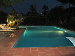 The swimming pool at or near Sole e Sale B&B