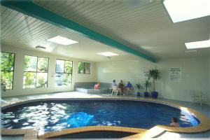 The swimming pool at or near Best Western Plus The Tudor Box Hill