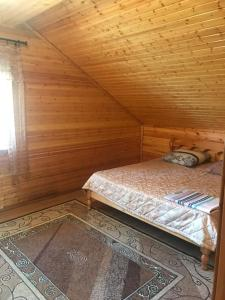 A bed or beds in a room at X-LAND