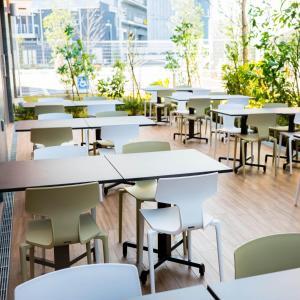 The lounge or bar area at Super Hotel Premier Musashi Kosugi Ekimae