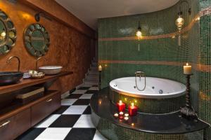 Ein Badezimmer in der Unterkunft Sokullu Pasa Hotel - Special Class