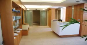 Hall o reception di Ionian Emerald Resort