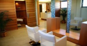 Area soggiorno di Ionian Emerald Resort