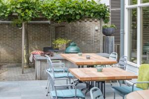 Restaurant ou autre lieu de restauration dans l'établissement De Herberg