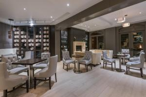 A restaurant or other place to eat at Hyatt Residence Club Grand Aspen