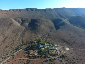 A bird's-eye view of Lemoenfontein